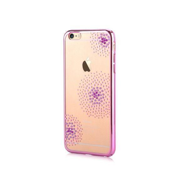478ed57b7 Silikónové puzdro Beeyo Flower Dots pre Samsung Galaxy A5 2016 (A510) ružové