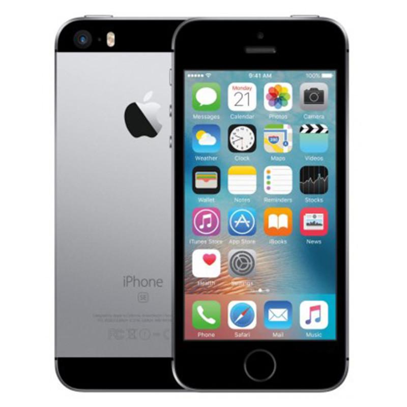 Používaný Apple iPhone SE 16GB Gray - Trieda A