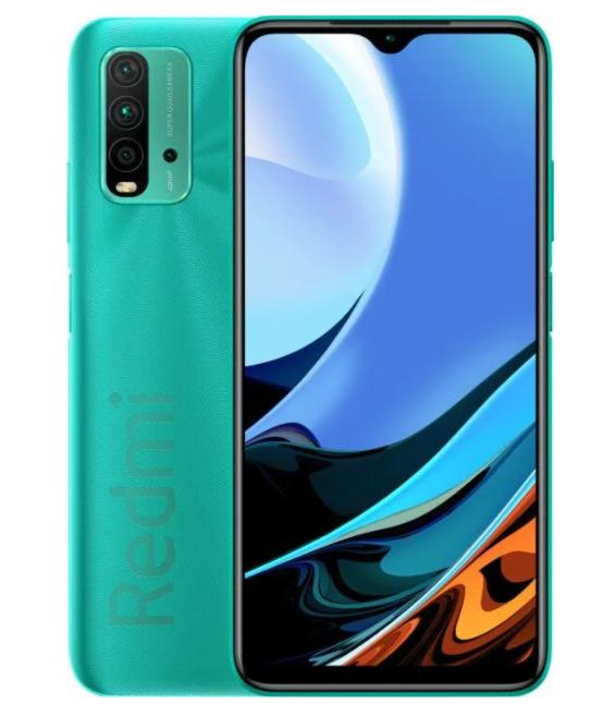 Xiaomi Redmi 9T 4/64 GB, Dual SIM, Green - SK distribúcia