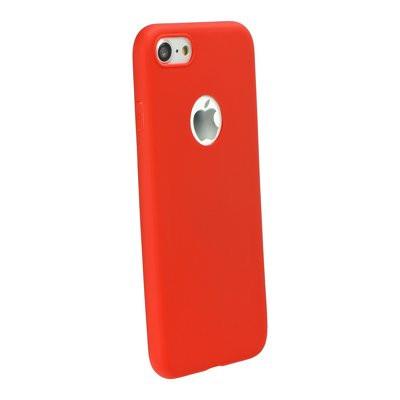 Silikónové puzdro Forcell Soft pre Apple iPhone 5 5s SE červené 48c9beb4de4