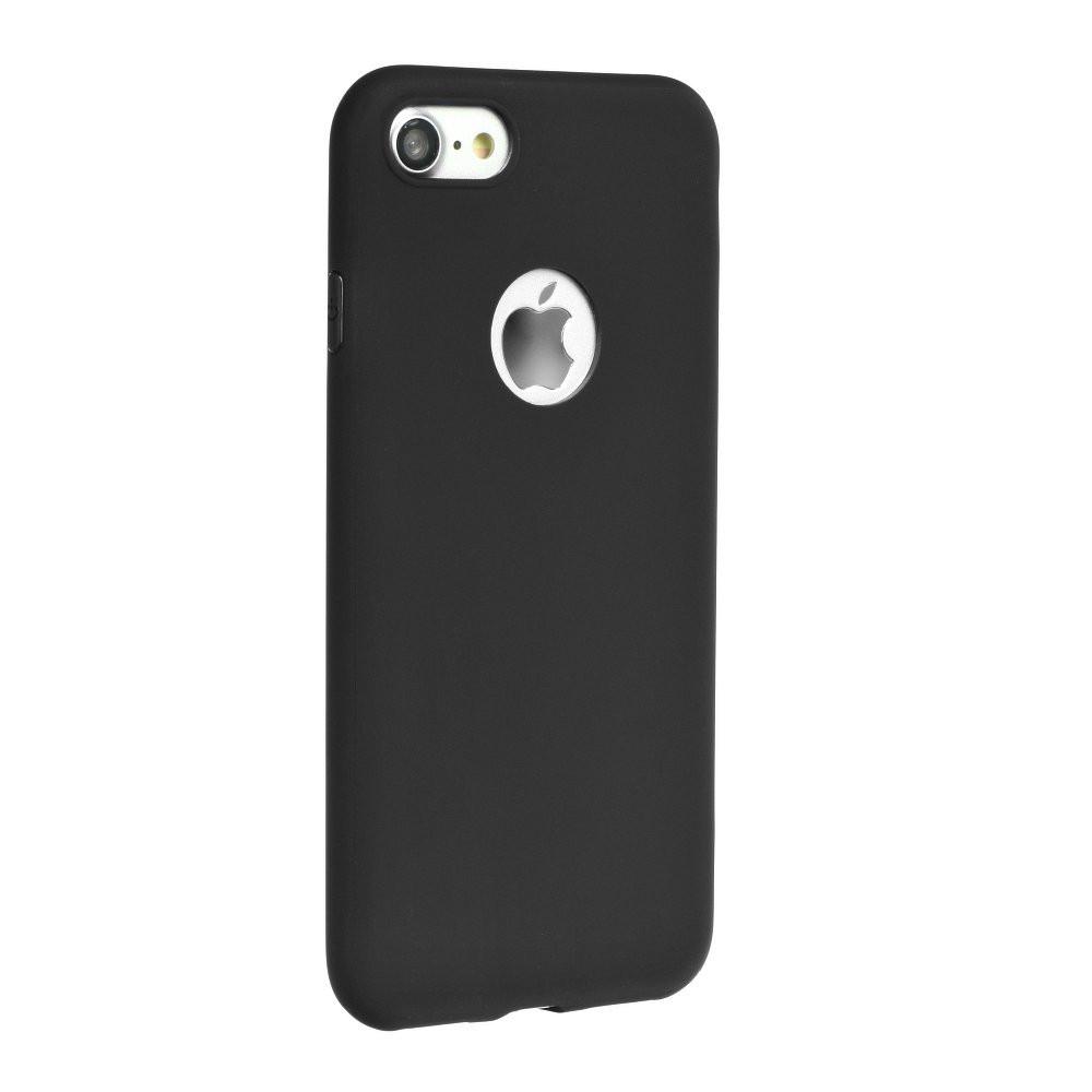 Silikónové puzdro Forcell Soft pre Apple iPhone 5 5s SE čierne e2f34a9d5fd