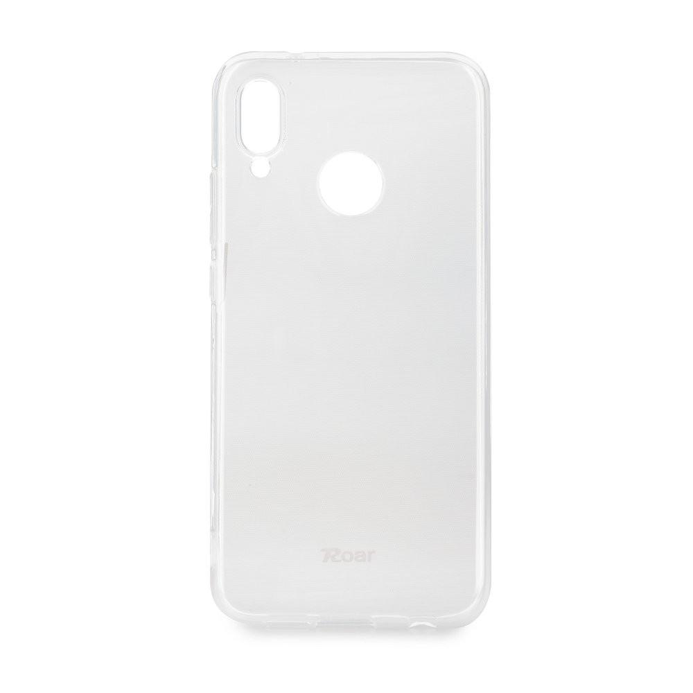 Silikónové puzdro Jelly Roar pre Huawei P20 Lite
