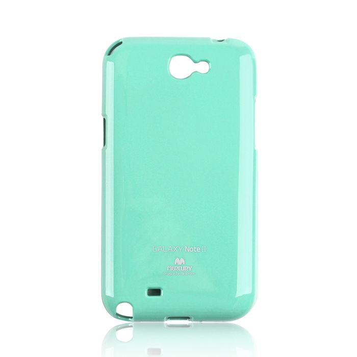 Silikónové puzdro Mercury Jelly pre Apple iPhone 6/6s mentolové