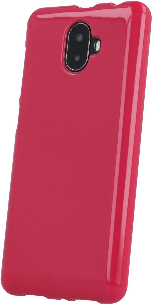 Silikónové puzdro myPhone Pocket 18x9 ružové