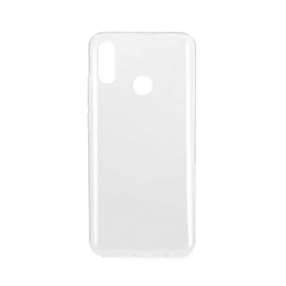 Silikónové puzdro Ultra Slim 0,3 mm pre Huawei P Smart 2019/ Honor 10 Lite transparentné