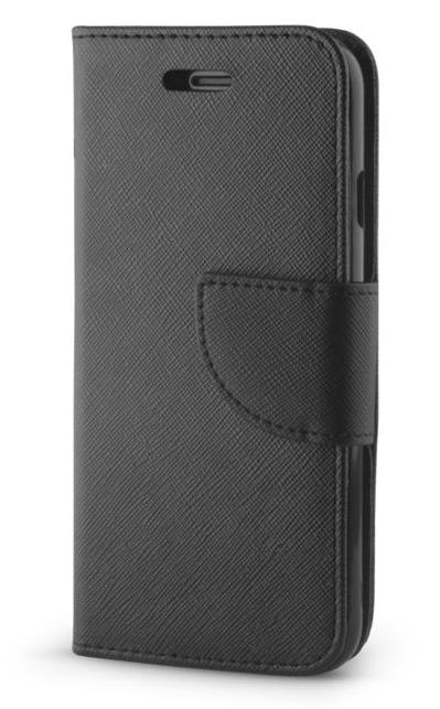 Diárové puzdro Smart Fancy pre Apple iPhone 6/6s čierne
