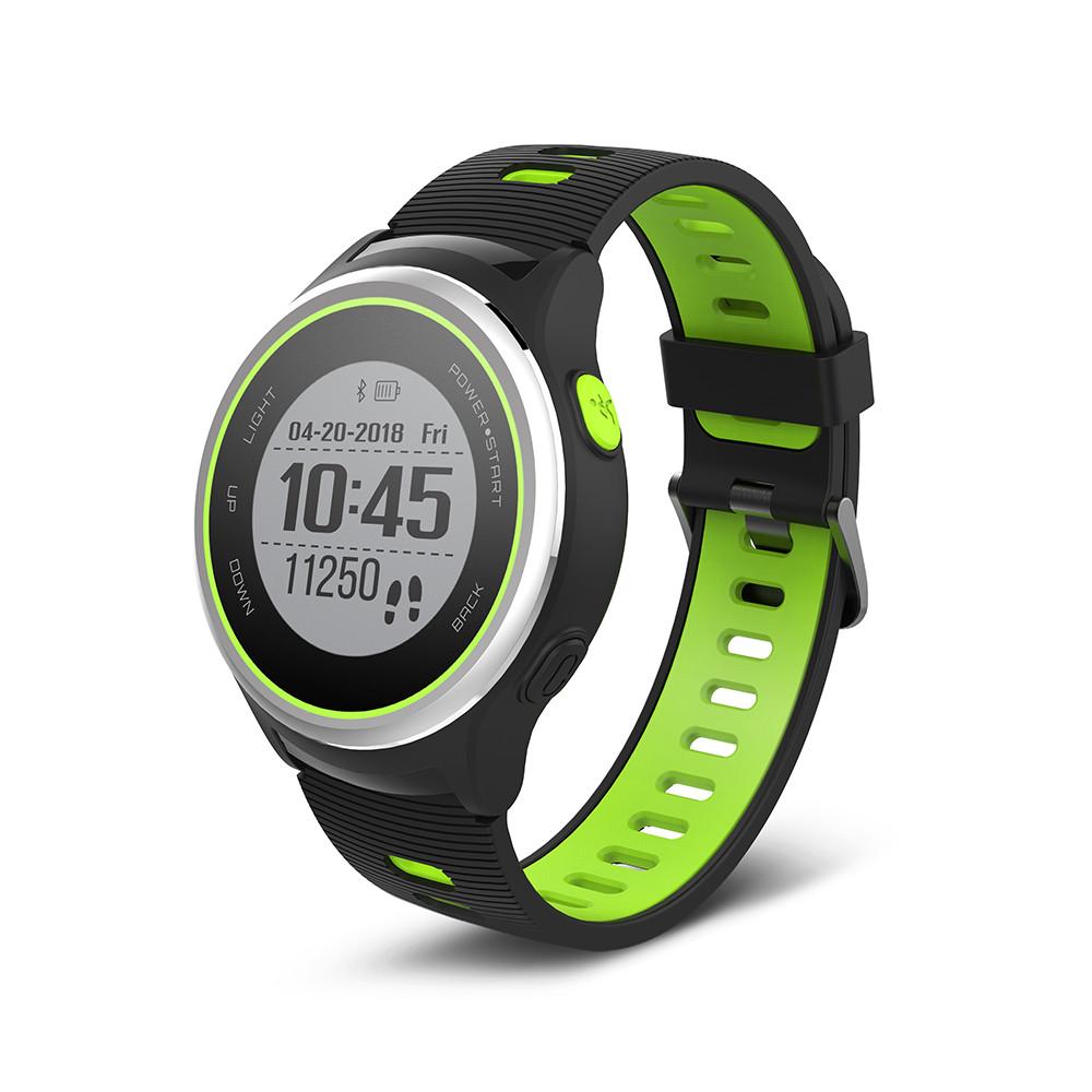 Smart hodinky Forever TripleX GPS SW-600 čierno- strieborno- zelené