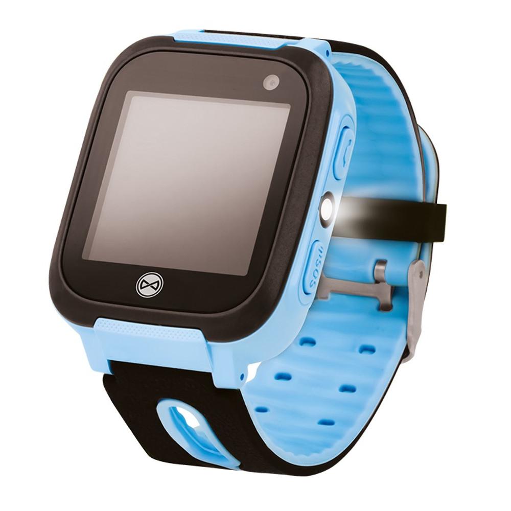 Smart hodinky pre deti Forever KW-50 modré
