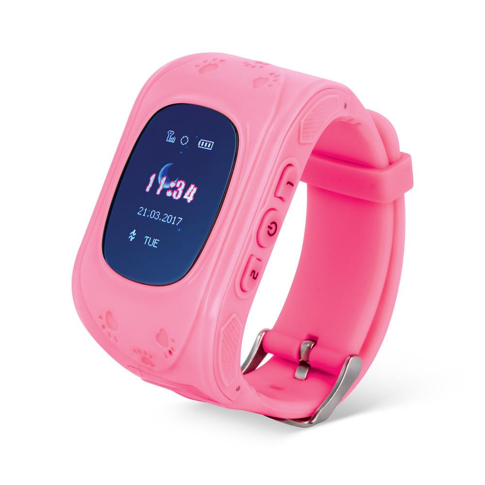 Smartwatch pre deti Forever KW-100 ružové