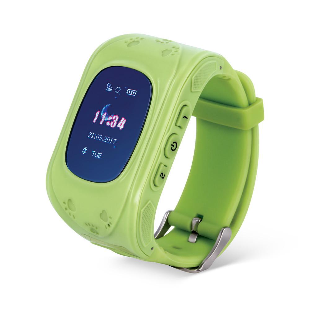 Smartwatch pre deti Forever KW-100 zelené