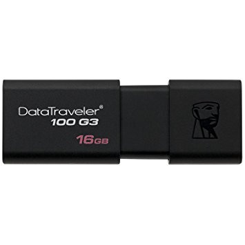 USB 16GB Kingston 3.0 DataTraveler 100 G3
