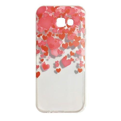 Valentínske silikónové puzdro Valentine 3 pre Apple iPhone 5 5s SE červené b32a521e056