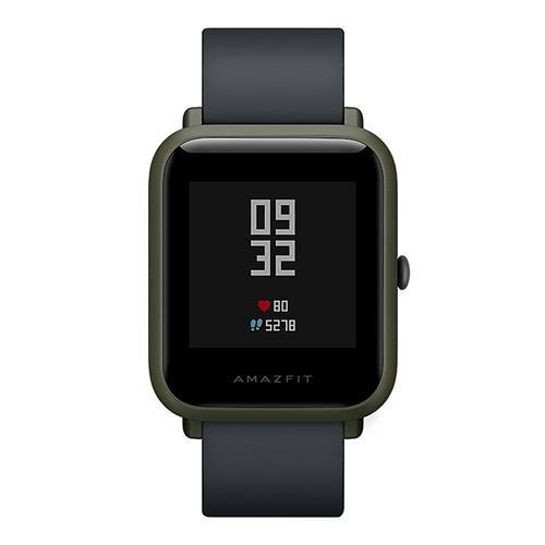 Smart hodinky Xiaomi Amazfit Bip zelené