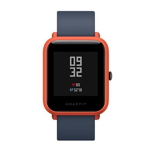 Smart hodinky Xiaomi Amazfit Bip červené