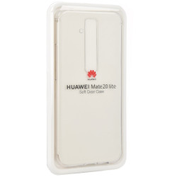 Huawei TPU case for Mate 20 Lite transparent