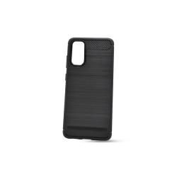 Silikónové puzdro pre Samsung Galaxy S20 FE G780 Carbon Lux TPU čierne