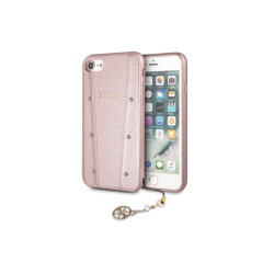 GUHCI8KAILRG Guess Kaia Hard Case PU Rose Gold pro iPhone 7/8