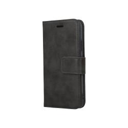 Kožené diárové puzdro Forever Classic pre Apple iPhone XR čierne