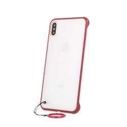 Bezrámové puzdro pre Apple iPhone 6/6s červené