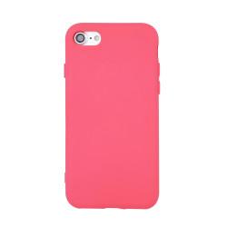 Silikónové puzdro pre Apple iPhone X/XS ružové