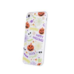 Silikónové puzdro Ultra Trendy Spooky pre Apple iPhone 7/8 viacfarebné