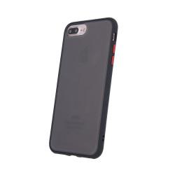 Silikónové puzdro pre Apple iPhone 6/6s čierne