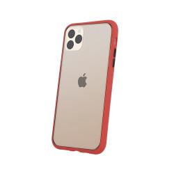 Silikónové puzdro pe Apple iPhone 6/6s červené