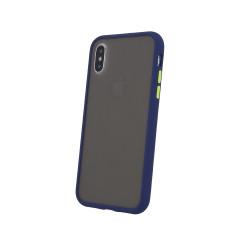 Silikónové puzdro pre Samsung Galax A20e tmavomodré