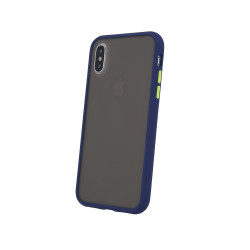 Silikónové puzdro pre Huawei P Smart 2019/Huawei Honor 10 Lite tmavomodré