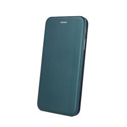 Diárové puzdro Smart Diva pre Xiaomi Mi A3 tmavo zelené