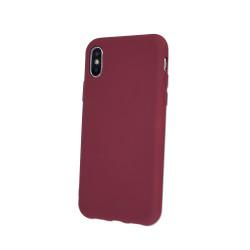 Silikónové puzdro pre Huawei Y6 2019 bordové