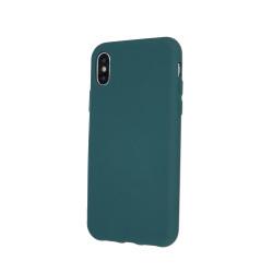 Silikónové puzdro pre Samsung Galaxy A40 zelené