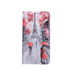 Diárové puzdro Smart Trendy Lovers in Paris pre Xiaomi Redmi 7A viacfarebné