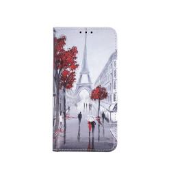 Diárové puzdro Smart Trendy Lovers in Paris 2 pre Samsung Galaxy A20e viacfarebné