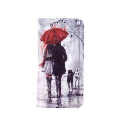 Diárové puzdro Smart Trendy Walking Lovers pre Xiaomi Redmi 7A viacfarebné