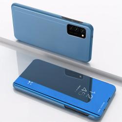 Diárové puzdro Smart Clear View pre Huawei P Smart 2019 / Huawei Honor 10 Lite modré
