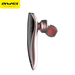 Bluetooth AWEI N1 multipoint rose gold