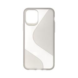 Silikónové puzdro na Apple iPhone 6/6s Forcell S-dizajn čierne