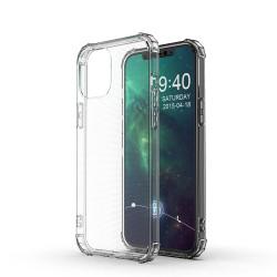 Silikónové puzdro na Apple iPhone 6/6s Anti Shock 1,5mm transparentné