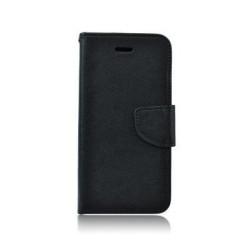 Diarové puzdro Fancy  pre  Samsung Galaxy Xcover 4 čierne