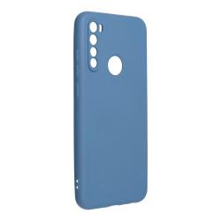 Silikónové puzdro na Xiaomi Redmi Note 10 Pro Forcell Silicone Lite modré