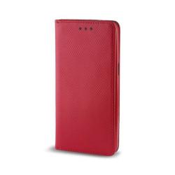 Diárové puzdro Smart Magnet pre Samsung Galaxy J7 2017 červené