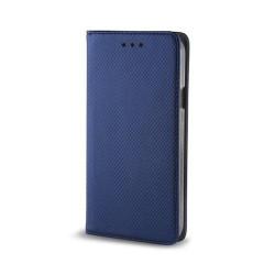 Diarové puzdro Smart Magnet pre Huawei Y6 2017 modré