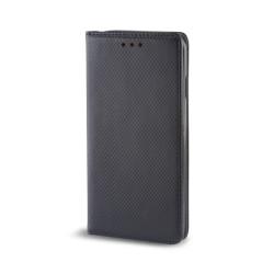 Diárové puzdro Smart Magnet pre Huawei Y6 2017 čierne