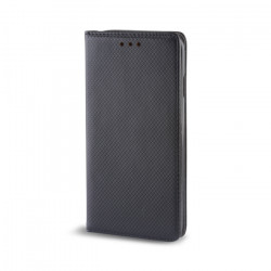 Diárové puzdro Smart Magnet pre Samsung Galaxy A3 2016 čierne
