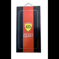 Tvrdené sklo 6D 9H na Apple iPhone 6/6s čierne