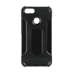 Plastové puzdro Forcell Armor pre Xiaomi Redmi Note 5A čierne