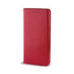 Diárové puzdro Smart Magnet pre Samsung Galaxy S9 červené