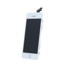 LCD + Touch Panel pre Apple iPhone 5 TM AAAA biely