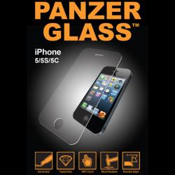 PanzerGlass pre Apple iPhone SE/5C/5S/5 transparentné